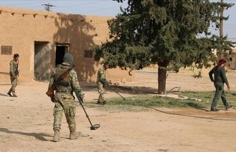 Terör örgütünün döşediği mayınlar bir sivilin ölümüne yol açtı
