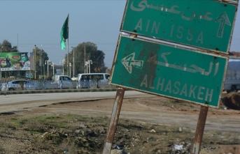 Teröristler Haseke'de saldırılarını sürdürüyor