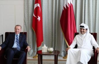 Türkiye-Katar iş birliği 2020 yılında da devam etti