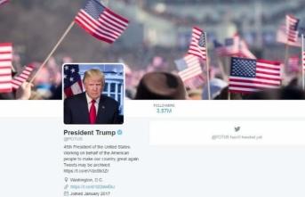 Twitter, ABD başkanlık hesabı '@Potus'u Biden'a devrediyor