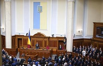 Ukrayna meclisinde Kırım Platformu Birliği kuruldu