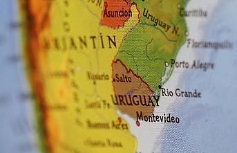 Uruguay'dan ülke sınırlarını kapatma kararı