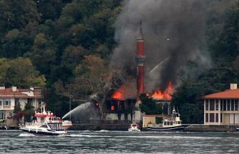 Vaniköy Camii yangınında bilirkişi raporu açıklandı