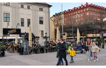 Yeni tür koronavirüs İsveç'te de görüldü