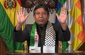 Bolivya'dan İsrail'e tepki, Filistin'e destek