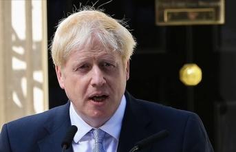 Boris Johnson: ABD'deki olaylar 'utanç verici'
