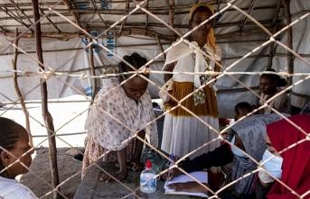 Çatışmalar Sudan'a sığınanların sayısını giderek artırıyor