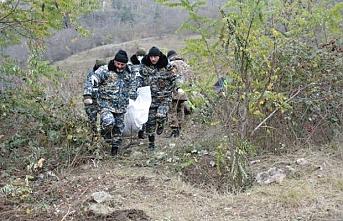 Cesetleri arıyorlardı! Ermeni askerleri kendi mayınlarına bastı