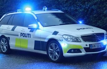 Danimarka'da silahlı saldırı