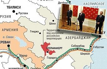 Doğrudan Türkiye'ye bağlanıyor! Tarihi harita yayınlandı
