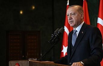 Erdoğan: 18 yıldır sessiz bir devrime imza attık
