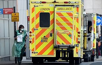 İngiltere'de koronavirüs salgınında son  durum