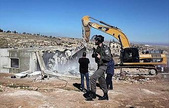 İsrail 2020'de 729 yapıyı yıktı