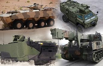 İşte Türkiye'de üretilen askeri araçlar