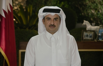 Katar Emiri Suudi Arabistan ve Kuveyt'e teşekkür etti