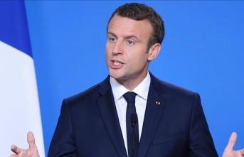Macron'dan Erdoğan'a 'Değerli Tayyip'le başlayan samimi mektup