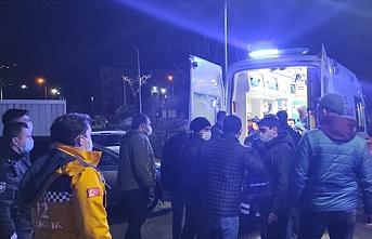 Manisa'da silahlı saldırı sonucu 3 polis yaralandı