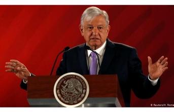 Meksika'dan Trump'a destek