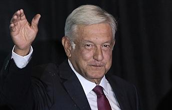 Meksika Devlet Başkanı'nın basın açıklamalarına kısıtlama