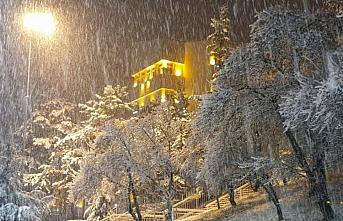 Meteoroloji'den o il için şiddetli kar yağışı uyarısı