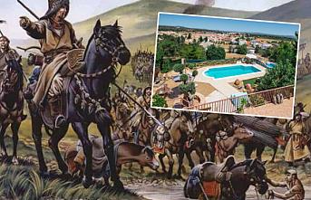 Oğuz Türkleri'nin Portekiz'de kurduğu Algoz Köyü