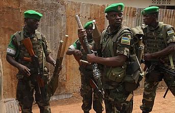 Orta Afrika Cumhuriyeti'nde 30 isyancı öldürüldü