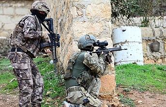 Suriye'de PKK operasyonu