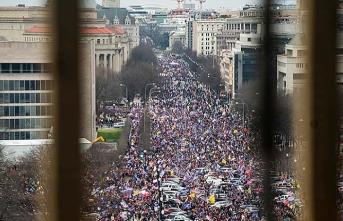 Trump destekçileri Kongre binasını bastı