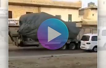 TSK'dan Suriye'de dikkat çeken sevkiyat!