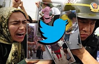 Twitter, ABD Büyükelçiliği'nin Uygur Türklerine yönelik paylaşımını sildi