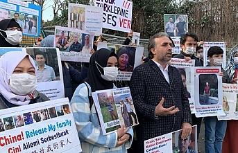 TYB İstanbul'dan Doğu Türkistan'a destek eylemi