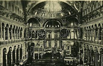 Ayasofya için Bizans Enstitüsü devreye girdi