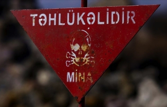 Bir Azerbaycanlı sivil mayına basarak hayatını kaybetti