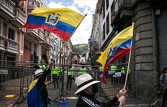 Ekvador'da devlet başkanı seçimi