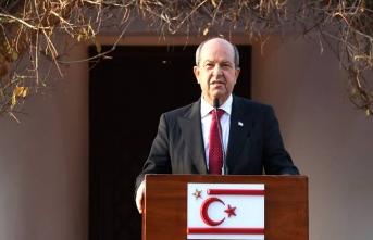 Ersin Tatar'dan Türkiye aleyhine açıklamalara tepki