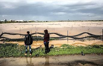 Gazze'de zarar büyük