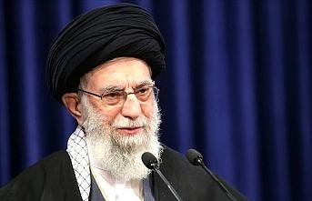 Hamaney, İran'ın ne kadar ileri gideceğini açıkladı