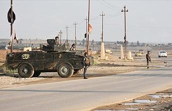 Irak'ta DEAŞ tehdidine karşı operasyonlar başladı