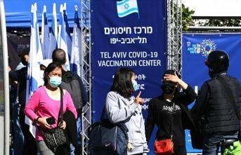 İsrail'de aşılama genişletildi