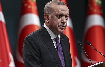 Kabine toplantısı sona erdi! Cumhurbaşkanı Erdoğan'dan açıklamalar