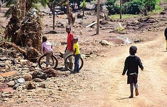 Kenya'da 10 evden 2'sinde yiyecek yok