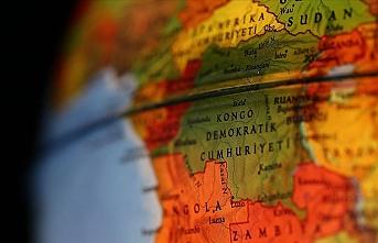 Kongo'da tren raydan çıktı: 14 ölü