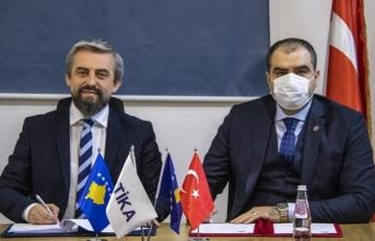 Kosova ile TİKA arasında iş birliği