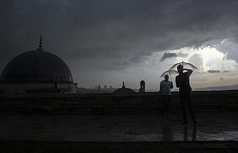 Marmara'da yağışlar yüzde 100'den fazla arttı
