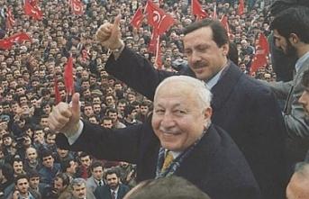 Necmettin Erbakan Ayasofya Camii'nde anılacak