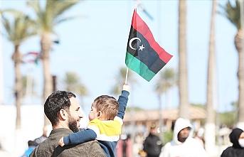 Türkiye'den Libya'ya kutlama mesajı