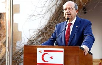 Ersin Tatar Yüksek Temsilcinin yüzüne söyledi: Sizi istemiyoruz