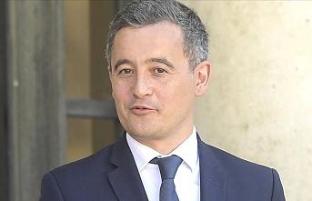 Fransız Bakan Darmanin yeteri kadar cami kapatamamaktan şikayetçi
