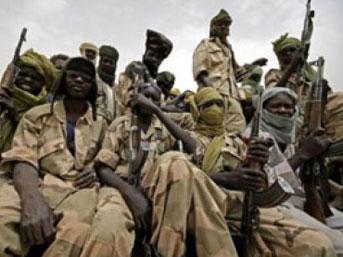 Şimdi de G. Sudan isyancılarla savaşıyor