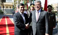 Ahmedinejad'dan Gül'e teşekkür